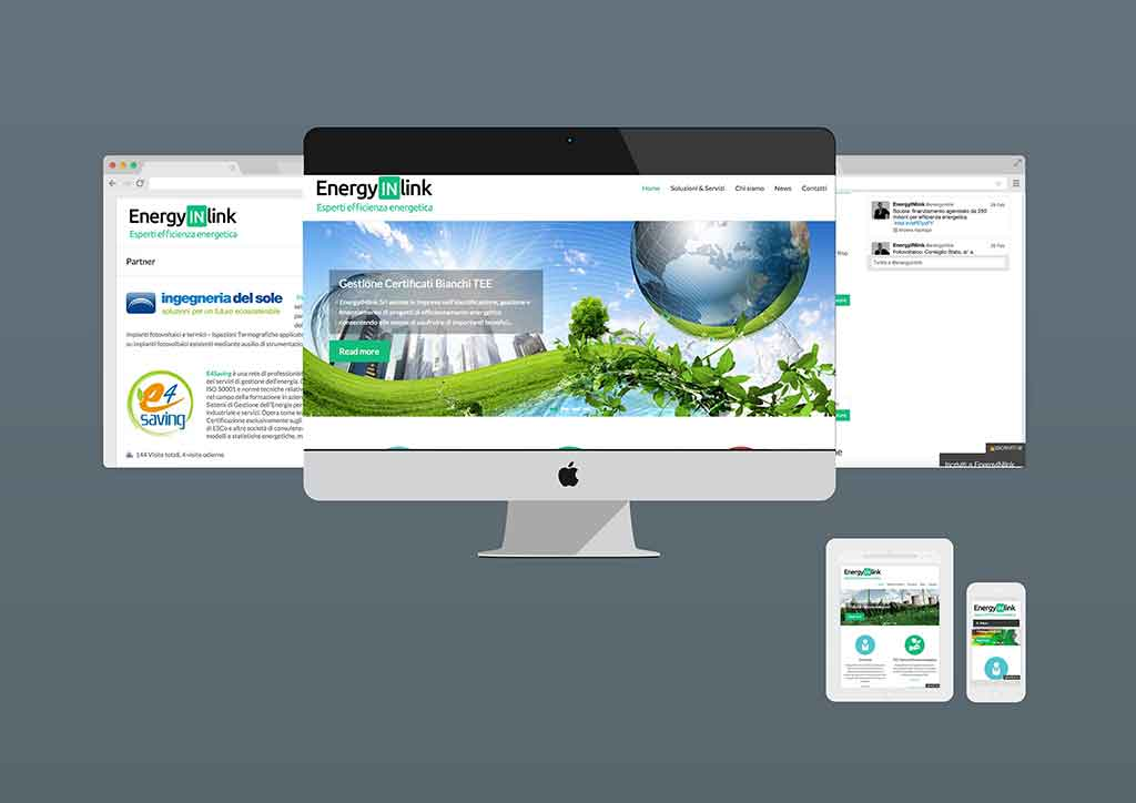 webdesign energyinlink