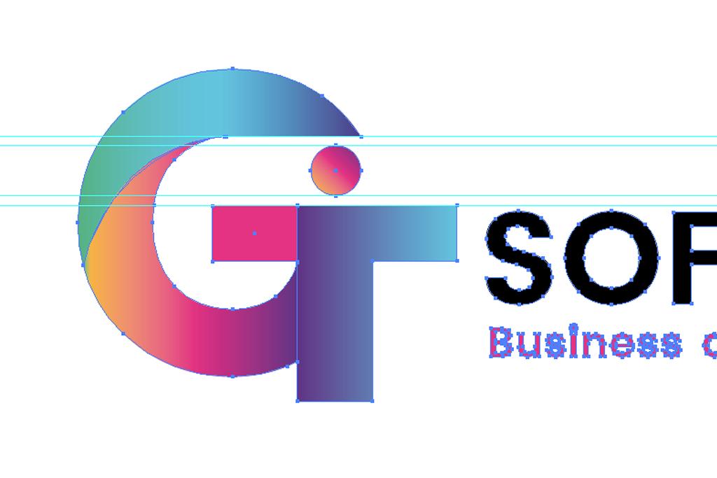 gtsoftware-logo-design