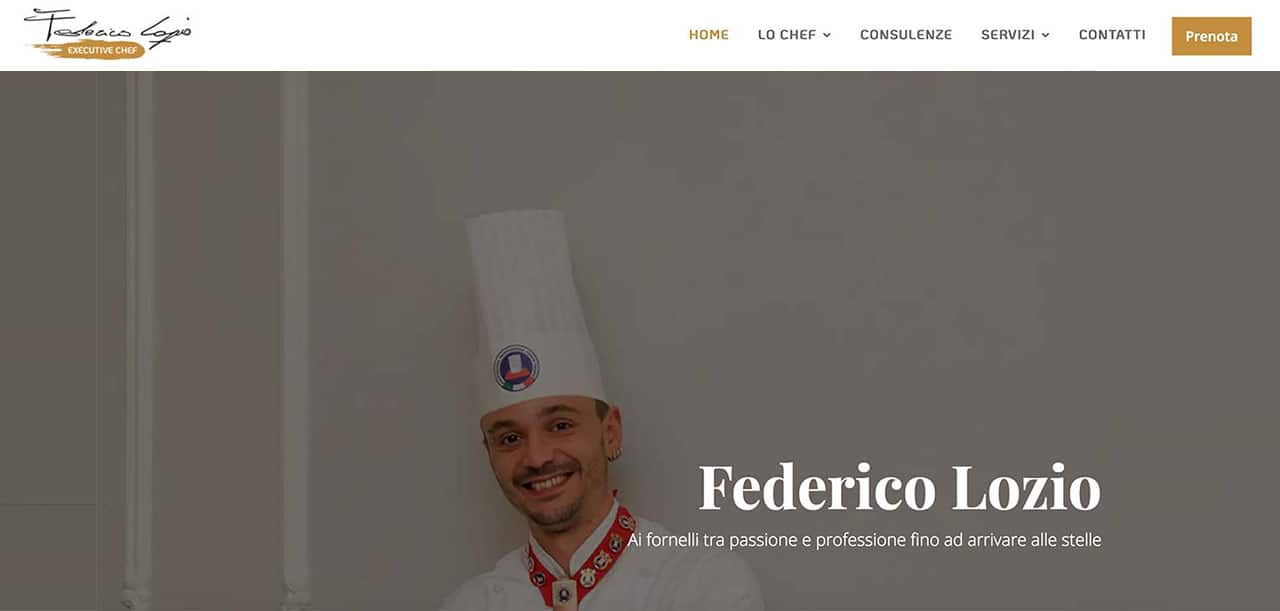 federico lozio home website